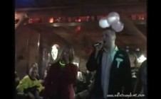 Senny szept karaoke (fragment)