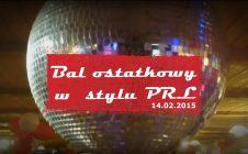 V Bal PRL w Gościńcu Słupskim